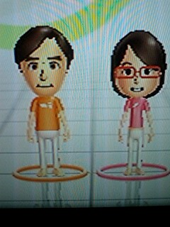 Wii Fit 継続中